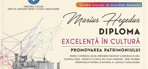 Promovarea patrimoniului - Marius Hegedus