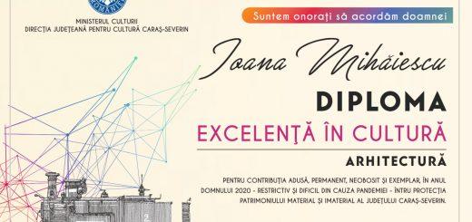 diploma-arh Ioana Mihaiescu